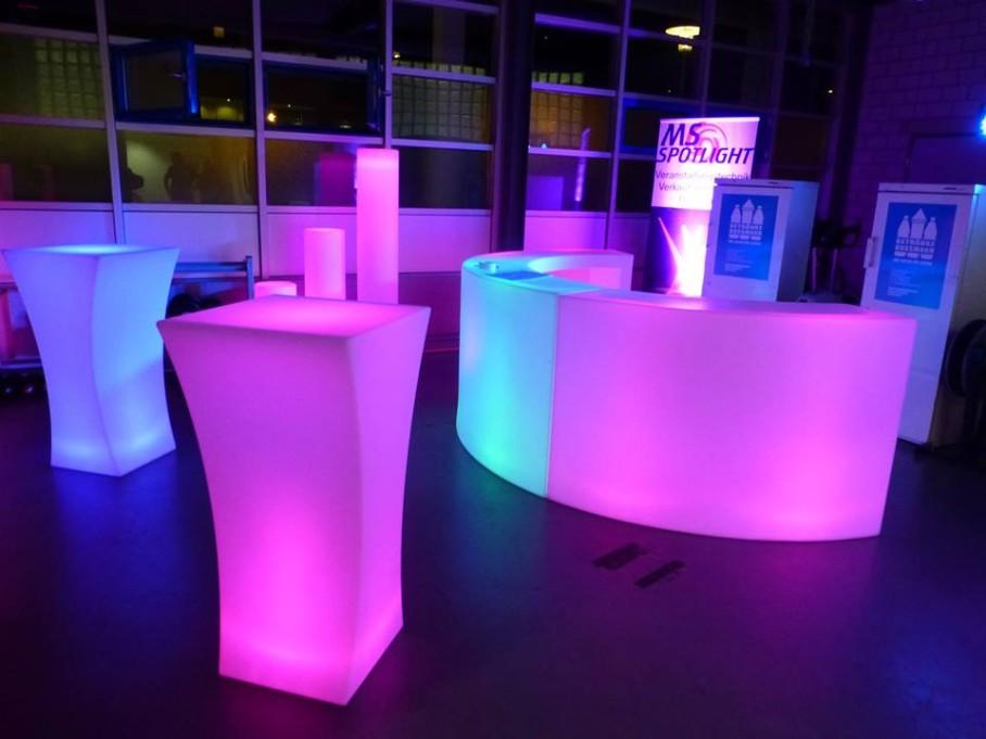 bartheke in luzern f r ein fest in z rich mieten eine led bar f r ihr event bei ms spotlight. Black Bedroom Furniture Sets. Home Design Ideas